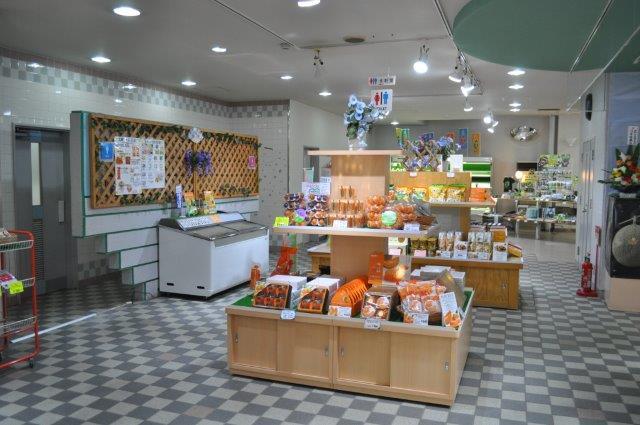 銘産センター1F店舗