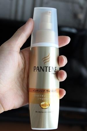 パンテーン ヴィタミルク (4)
