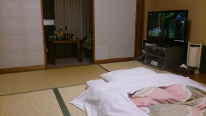 湯快リゾート 山代温泉 彩朝楽、和室