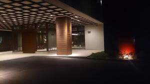 珠洲温泉 のとじ荘、玄関口