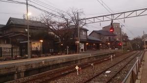 越前鉄道三国港駅