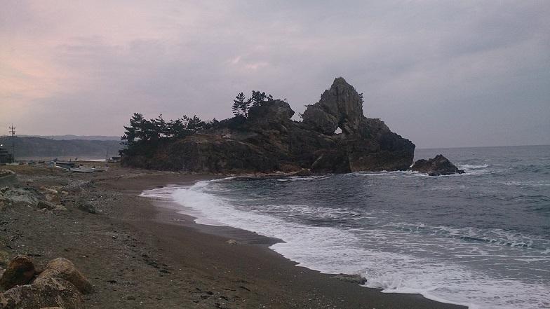 曽々木海岸1