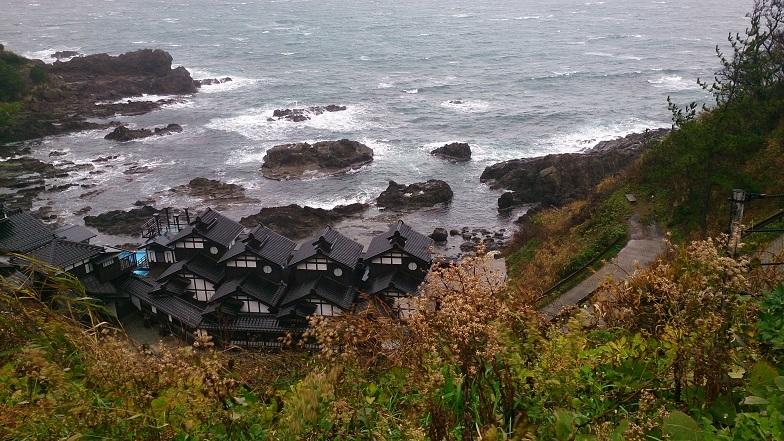 珠洲岬、よしが浦温泉