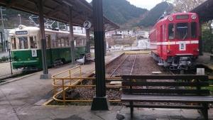 名鉄美濃駅跡2