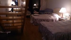 ホテルベルリーフ大月、メゾネットタイプ洋室1