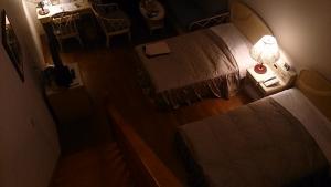 ホテルベルリーフ大月、メゾネットタイプ洋室3