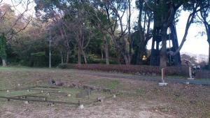 板東俘虜収容所跡地