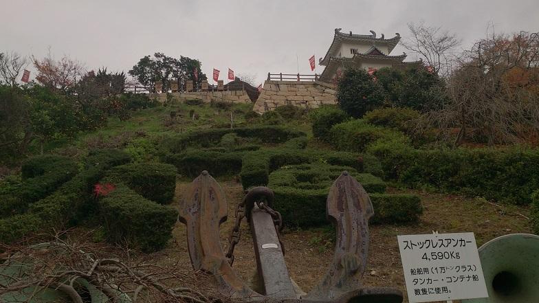 因島水軍城1