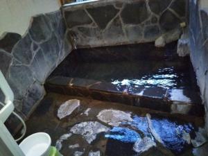 民宿たから温泉、貸切風呂1