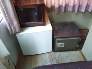 くきた別館 冷蔵庫、金庫