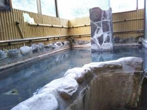 くきた別館 大浴場 露天風呂