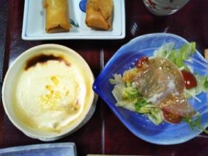 くきた別館 夕食料理3