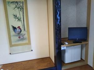 ホテルアネックス松美 和室 床の間