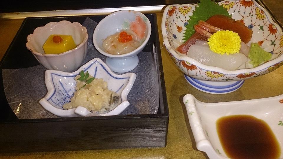 松乃井 夕食 セット料理