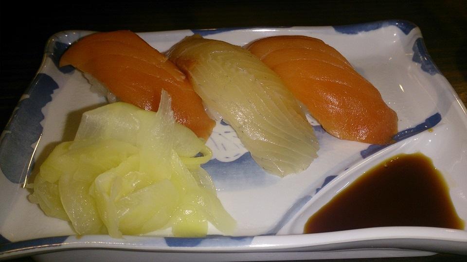松乃井 夕食 バイキング料理3