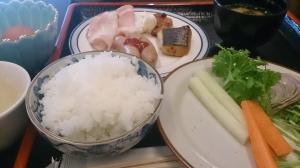 松乃井 朝食バイキング