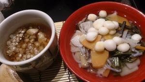 くつろぎ宿新滝 夕食料理3