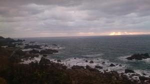 五能線 海岸