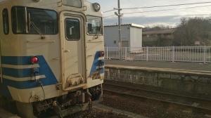 五能線普通列車