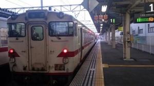 久慈線普通列車