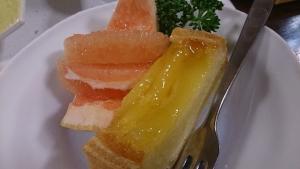 ホテル羅賀荘 夕食料理 デザート