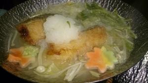 山水閣 夕食料理5