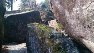 金山巨石群2