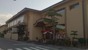 旅館喜仙 外観