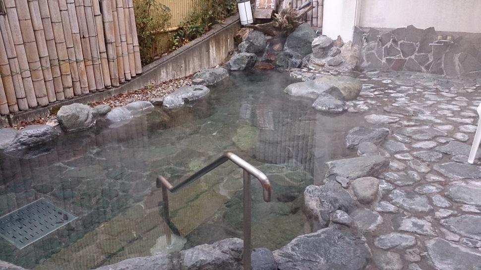 翠紅苑 露天風呂