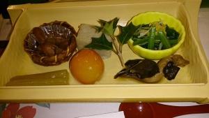 翠紅苑 夕食料理2