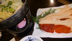 翠紅苑 夕食料理6