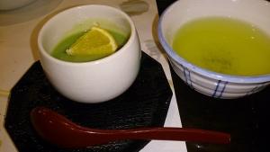 翠紅苑 夕食料理7