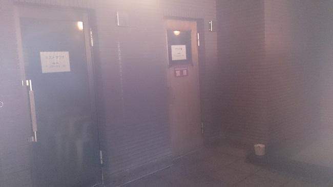 大浴場、内湯 サウナルーム