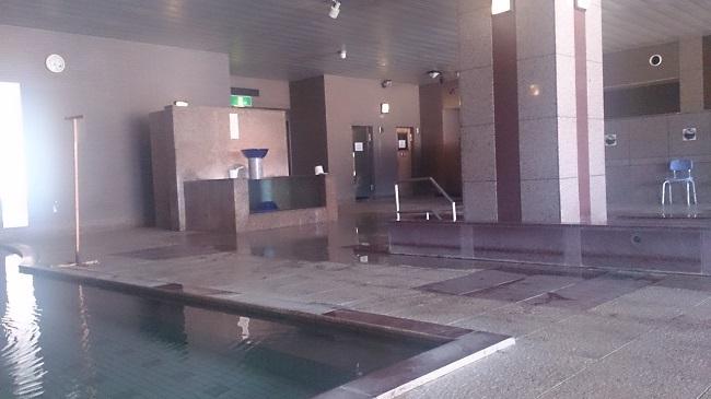 大浴場、内湯全景