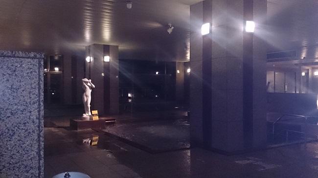 夜の大浴場1