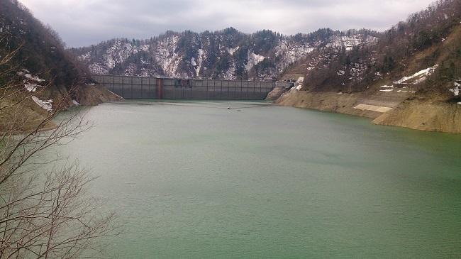 定山渓ダム、さっぽろ湖