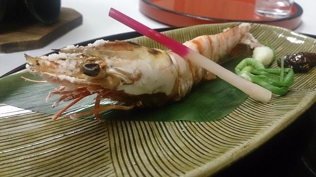 菊水館 夕食料理3