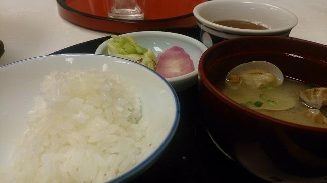 菊水館 夕食料理4