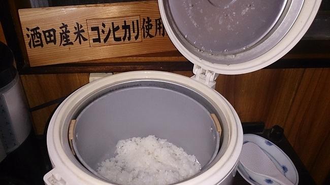 酒田産コシヒカリ米