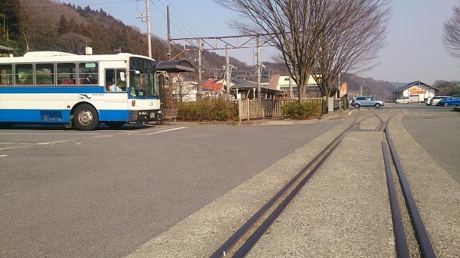 横川駅 JRバス