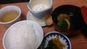 静響の宿 山水 夕食料理6
