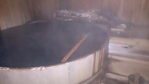 静響の宿 山水 無料貸切風呂1