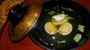 プレミアリゾート夕雅 夕食料理2