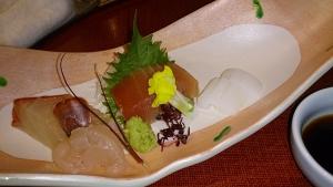 プレミアリゾート夕雅 夕食料理3