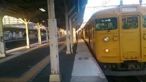 山陽本線糸崎駅