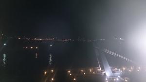 門司港ホテル 部屋からの夜景