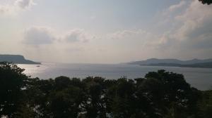 平戸からの眺望