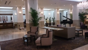 ルークプラザホテル ロビー