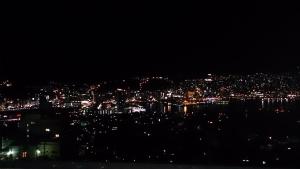 ルークプラザホテル 夜景