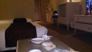 ルークプラザホテル 部屋2